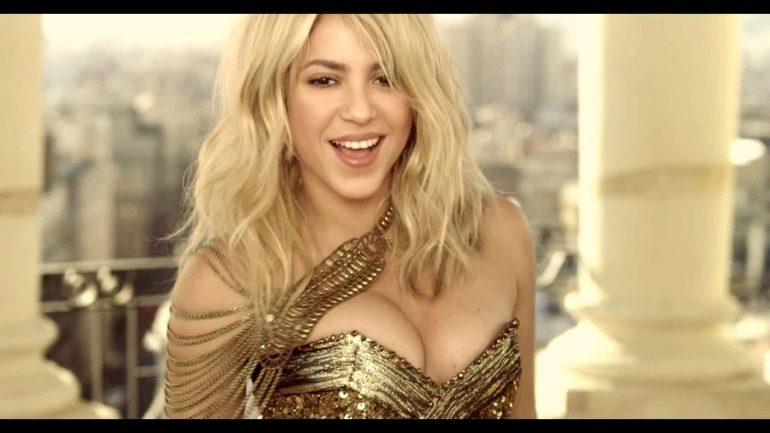Shakira Estatura Altura Peso Medidas